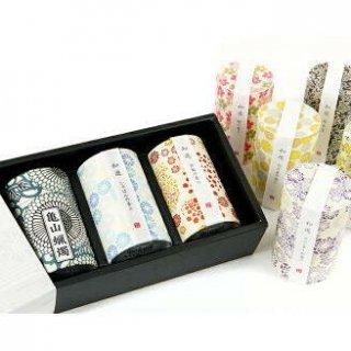 カメヤマのお線香ギフト 和遊3種(10分蝋燭) 化粧紙箱