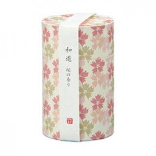 カメヤマのお線香 和遊 桜の香り ミニ寸