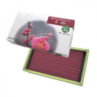 薫寿堂のお線香 花かおり梅  短寸バラ詰