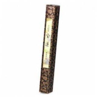 誠寿堂のお線香 上品伽羅 宝蓮 長寸