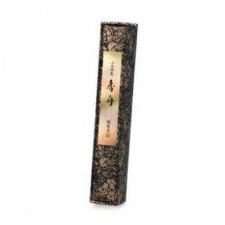 誠寿堂のお線香 上品沈香 香舟 短寸