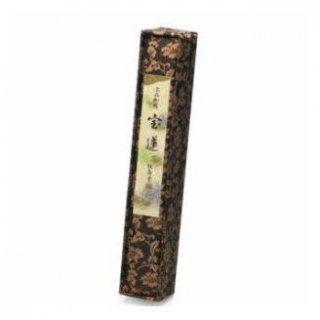 誠寿堂のお線香 上品伽羅 宝蓮 短寸