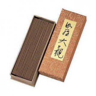 日本香堂のお線香 伽羅大観 短寸バラ詰