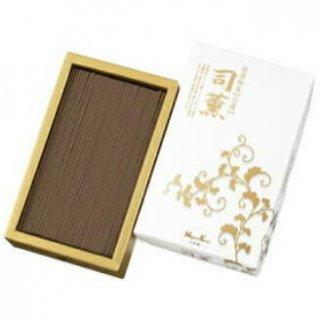 日本香堂のお線香 司薫 白檀 短寸バラ詰