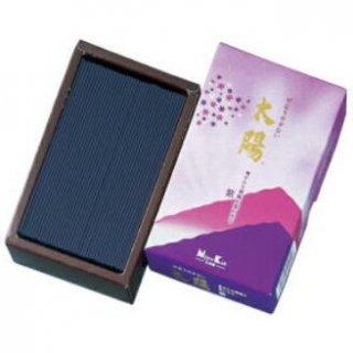 日本香堂のお線香 太陽 紫 短寸バラ詰