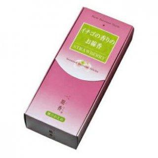 梅栄堂のお線香 一期香 短寸バラ詰