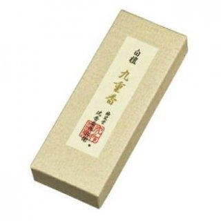 梅栄堂のお線香 白檀九重香 短寸バラ詰