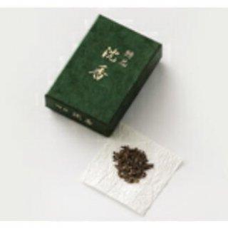 精華堂の香木 特品沈香 刻み 12g