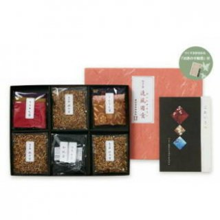 薫物屋香楽の手づくりキット  匂い袋簡易キット 追風用意(おいかぜようい)