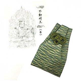 芳月苑の匂い袋 不動明王 お守り型(酉年)