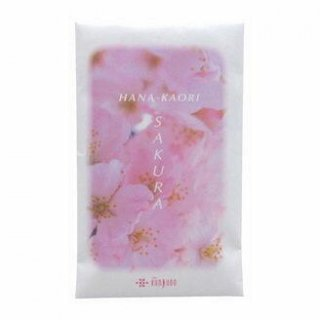薫寿堂の匂い袋 花かおりサシェ 桜