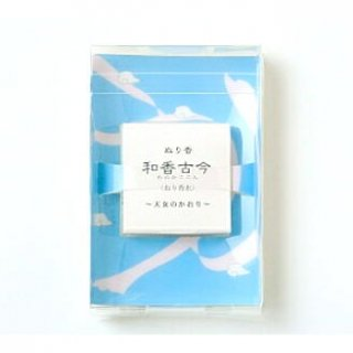 長川仁三郎商店の塗香 和香古今 天女のかおり詰め替え用