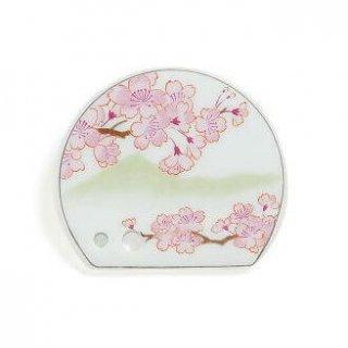 松栄堂の香立・香皿 四季の香立 花咲月