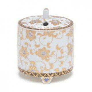 日本香堂の空薫向き香炉 白粒 切立香炉