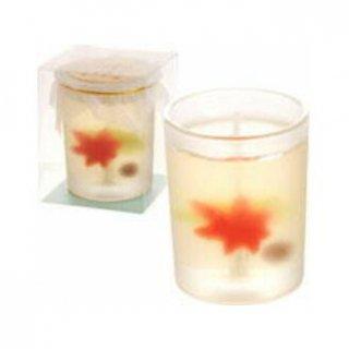 カメヤマローソク 水菓子ろうそく 清涼紅葉