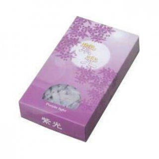 東亜ローソク 10分蝋燭 紫光