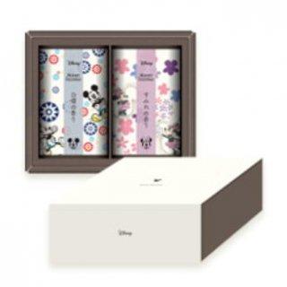 カメヤマのお線香ギフト ディズニールームインセンス2種 化粧紙箱