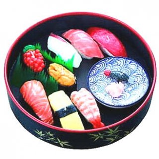 カメヤマローソク 寿司づくしキャンドルギフトセット