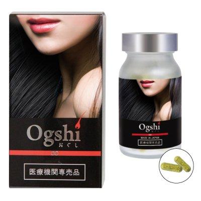 Ogshi おぐし 毛髪サプリメント(90粒)【約1ヶ月分】