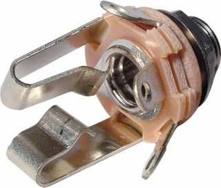 Jack - Switchcraft, 1/4'', Stereo, 3-Conductor, Type 12B<img class='new_mark_img2' src='https://img.shop-pro.jp/img/new/icons21.gif' style='border:none;display:inline;margin:0px;padding:0px;width:auto;' />