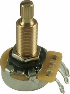 Potentiometer - CTS, 500K, Audio, Knurled Shaft, 3/4'' Bushing<img class='new_mark_img2' src='//img.shop-pro.jp/img/new/icons21.gif' style='border:none;display:inline;margin:0px;padding:0px;width:auto;' />