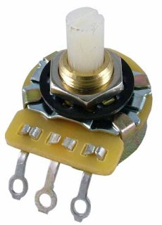 Potentiometer - CTS, 50K, Reverse Audio