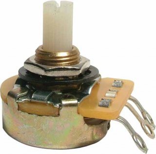 Potentiometer - CTS, 3M, Reverse Audio