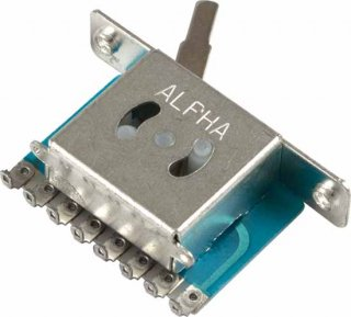 Switch - Pickup Selector, Tele, 3-Way