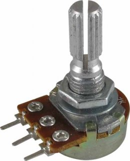 Potentiometer - Marshall, Linear, 16mm<img class='new_mark_img2' src='//img.shop-pro.jp/img/new/icons21.gif' style='border:none;display:inline;margin:0px;padding:0px;width:auto;' />