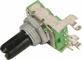 Potentiometer - Marshall, Audio, 11mm, PC Mount, Square