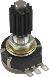 Potentiometer - Dunlop, 10K linear