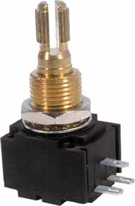 Potentiometer - Bourns, Audio, Knurled Shaft, 24mm<img class='new_mark_img2' src='https://img.shop-pro.jp/img/new/icons21.gif' style='border:none;display:inline;margin:0px;padding:0px;width:auto;' />