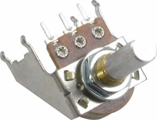 Potentiometer - Linear, D Shaft, Snap-In, 16mm, Bracket<img class='new_mark_img2' src='//img.shop-pro.jp/img/new/icons21.gif' style='border:none;display:inline;margin:0px;padding:0px;width:auto;' />