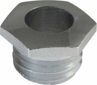 Ferrule - for Cliff UK Jacks, Chrome