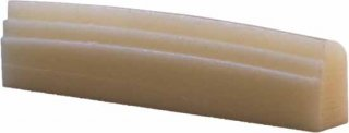 Nut - Gold Tone, Zero Glide Blank (Unslotted)