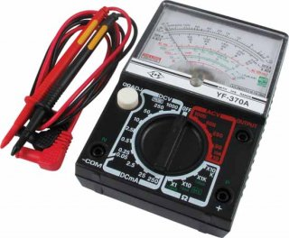 Analog Multimeter - Volt-Ohm-Millimeter