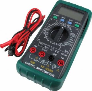 Digital Multimeter - YF-3220