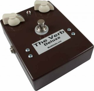 Effects Pedal Kit - MOD Kits, The Verb Deluxe, Digital Reverb
