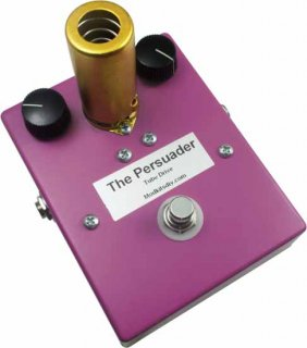 Effects Pedal Kit - MOD Kits, The Persuader, Tube Drive