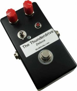 Effects Pedal Kit - MOD Kits, Thunderdrive Deluxe, Overdrive