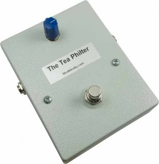 Effects Pedal Kit - MOD Kits, The Tea Philter, T Filter