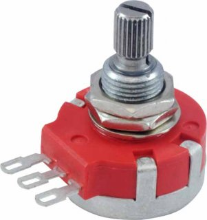 Potentiometer - Dunlop, Super Pot, Split Shaft