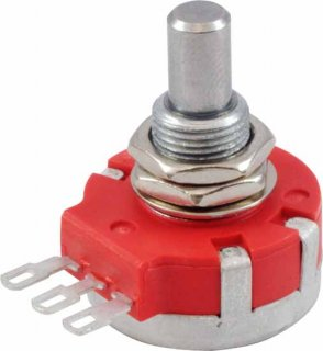 Potentiometer - Dunlop, Super Pot, Solid Shaft, 250K