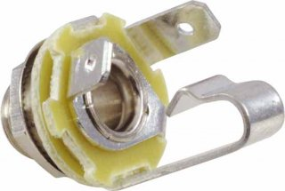 Jack - Rean , 1/4'', Mono, 2-Conductor, Open Circuit<img class='new_mark_img2' src='//img.shop-pro.jp/img/new/icons21.gif' style='border:none;display:inline;margin:0px;padding:0px;width:auto;' />