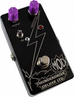 Effects Pedal Kit - MOD Kits, The Thunderdrive Deluxe LTD, Overdrive