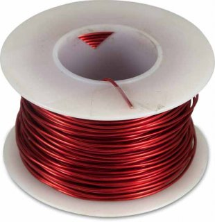 Wire - Magnet, 21 Gauge, 100 foot spool