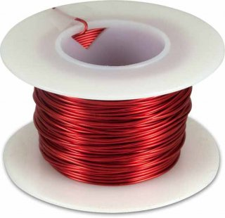 Wire - Magnet, 22 Gauge, 100 foot spool