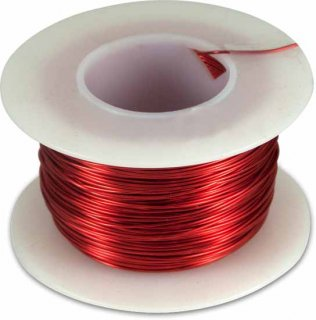 Wire - Magnet, 24 Gauge, 200 foot spool