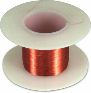 Wire - Magnet, 40 Gauge, 750 foot spool