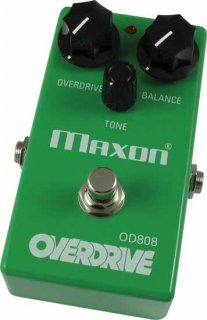 Effects Pedal - Maxon, OD808, Overdrive